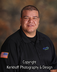 Joseph Silva The GEO Officer of the Year