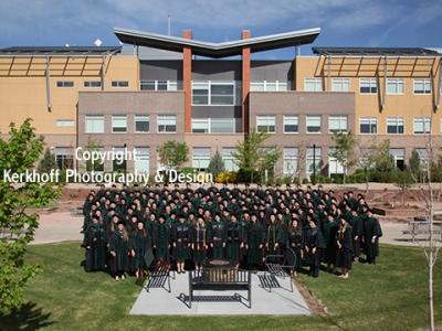 Rocky Vista Graduation Portraits 2018